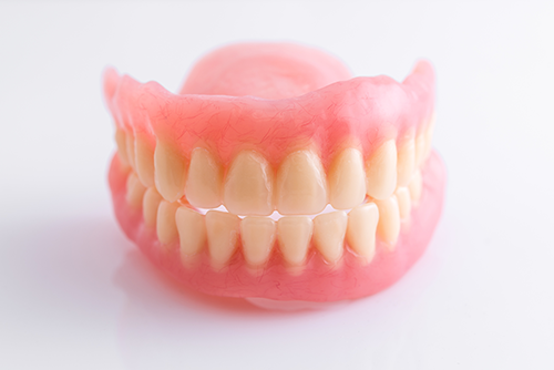 レジン床義歯 (保険適用)